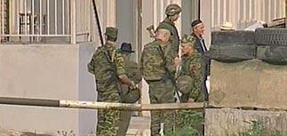 Нападение на здание УФСБ в Магасе - задержаны подозреваемые