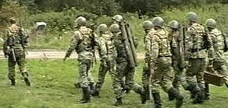 """Бой в Чечне с боевиками """"президента"""" Умарова"""