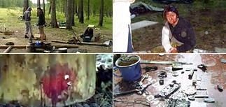 Разгром лагеря экологов в Ангарске - один погибший