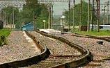 """Теракт на железной дороге: перед поездом положили """"башмак"""""""