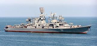 Флот России нацелился на Средиземное море
