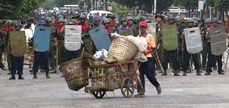 Военные в Мьянме берут реванш