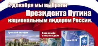 Путин объявлен Нацлидером, раскрыт заговор предателей