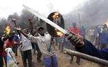Беспорядки в Кении: 120 человек погибли. Сторонники оппозиции жгут дома