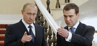 Медведев попросил Путина занять кресло премьера