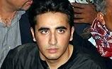 Лидером пакистанской оппозиции стал сын Беназир Бхутто Билавал
