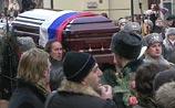 Александр Абдулов похоронен под залпы салюта