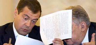 Власть в России дрейфует от чекистов к юристам