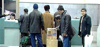 Россия втрое урезает квоту для трудовых мигрантов