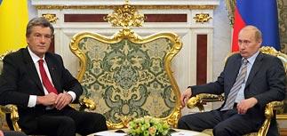 Россия и Украина решили газовый вопрос на уровне президентов