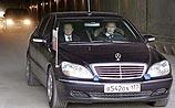 Путин за рулем Mercedes опять нарушил ПДД. На этот раз, катая премьера Зубкова