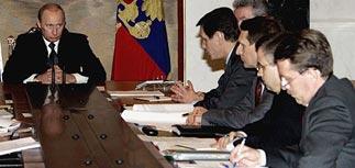 Путин велел помочь сербам в Косово, но аккуратно