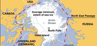 Вашингтон призвали активнее включиться в спор за Арктику