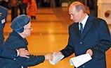 Новая примета: прикосновение к Путину несет счастье, деньги и исцелит ваших цыплят