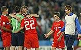 ЕВРО-2008: Россия сохранила интригу в группе, обыграв Грецию