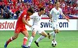 ЕВРО-2008: Португалия обыграла Чехию в Женеве, Швейцария и Турция сражаются в Базеле