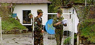 Грузия задержала до 15 российских миротворцев