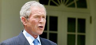 Буш разрешил бурить шельф США. Но демократы против