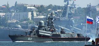 Ющенко прижал Черноморский флот