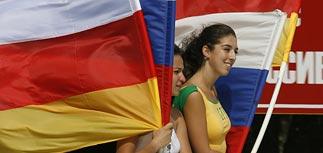 Скандал в Сочи: Южная Осетия запуталась, хочет ли она войти в состав России или нет
