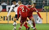 Отборочный матч чемпионата мира по футболу: Россия - Германия (LIVE)