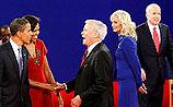 """""""Черная пантера"""" против """"беленькой мышки"""": жены Маккейна и Обамы как первые леди США"""