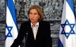 Ципи Ливни: Израиль идет на досрочные выборы