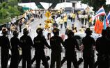 Демонстранты блокировали аэропорт Бангкока. Там застряли сотни туристов из России