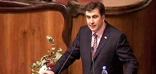 Саакашвили: мы начали войну, не имея выбора перед интервенцией