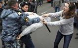 """Отгремели """"русские марши"""": в Москве сотни задержанных"""