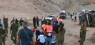 Крупнейшая катастрофа в истории Израиля: разбились 30 россиян