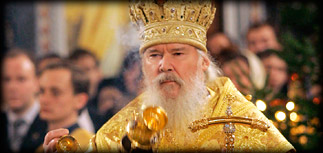Скончался патриарх Алексий II