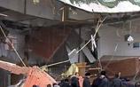 Управление судебных приставов взорвалось в Назрани: восемь погибших
