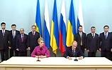 Противоречий как не было: Путин и Тимошенко договорились по газу на 10 лет вперед