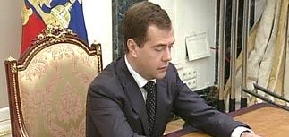 Медведев молчал после двойного убийства, потому что он юрист