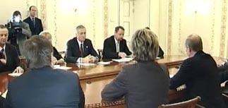 Россия и ЕС договорились о контроле за прокачкой газа через Украину