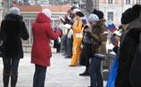 Владивосток бурлит: акцию протеста устроили мамы. Есть задержанные (ФОТО)