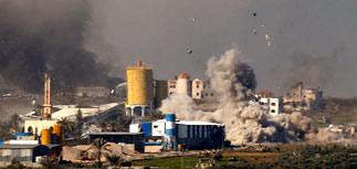 В Газе обстреляны больница и штаб-квартира ООН