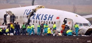 Boeing в Амстердаме мог упасть из-за нехватки керосина