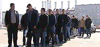 За неделю в России прибавилось 90 тысяч безработных