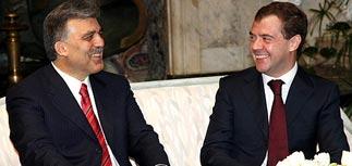 Медведев продал в Турцию электричества на $60 млрд