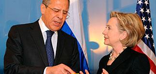 """""""Перезагрузка"""" с США обернулась """"перегрузкой"""": Хиллари ошиблась"""