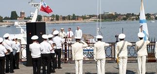 В Каспийской флотилии разоблачили банду мошенников