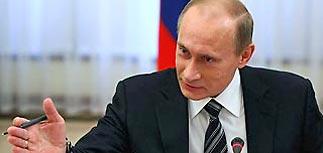 Путин стал журналистом и пишет, как надо увольнять