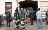 В районе Павелецкого вокзала обрушилось здание, под завалами люди