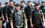 Украинцы задержали и сутки томили 30 российских морпехов на жаре. У одного  тепловой удар