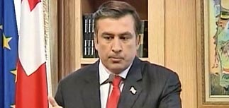 Мировые СМИ пообщались с Саакашвили и ждут новой войны