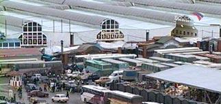 Черкизовский рынок закрыт. У СКП претензии к Лужкову