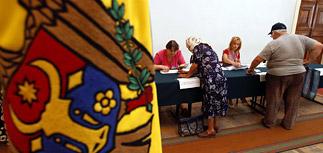 Компартия Молдавии получает 42% и проигрывает оппозиции