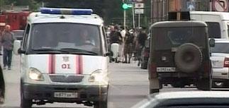 Теракт в центре Грозного - пять человек погибли